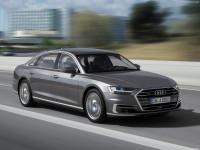 Audi A8L Image