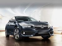 Upcoming Honda  Civic