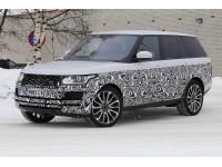 Upcoming Land Rover  Range Rover