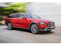 Upcoming Mercedes-Benz  E-Class All-Terrain