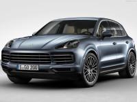 Porsche Cayenne Photos