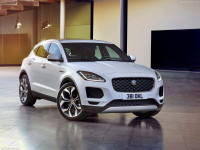 Jaguar E-Pace Photos