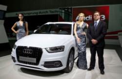 All new Audi Q3 SUV unveiled at Dubai Motor Show | CarTrade.com