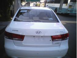 Hyundai Sonata Picture 8