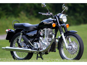 Royal Enfield Electra 350 - The Monster Bike for Indian