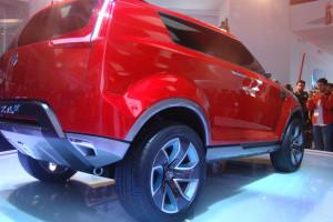 Maruti Suzuki  Concept Compact SUV XA Alpha 12