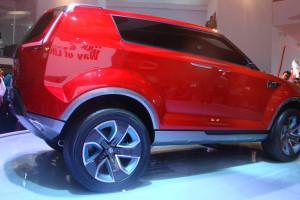 Maruti Suzuki  Concept Compact SUV XA Alpha 13