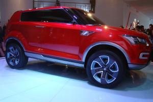 Maruti Suzuki  Concept Compact SUV XA Alpha 14