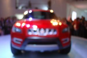 Maruti Suzuki  Concept Compact SUV XA Alpha 17