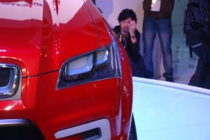 Maruti Suzuki  Concept Compact SUV XA Alpha 2