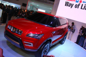 Maruti Suzuki  Concept Compact SUV XA Alpha 4