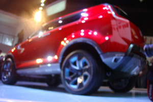Maruti Suzuki  Concept Compact SUV XA Alpha 7