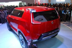 Maruti Suzuki  Concept Compact SUV XA Alpha 8
