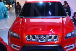 Maruti Suzuki  Concept Compact SUV XA Alpha