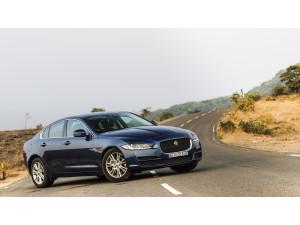Jaguar Xe Review Gallery