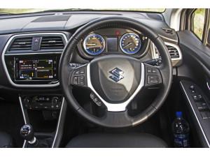 Maruti Suzuki S Cross
