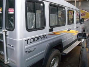 Force Motors Trax