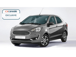 Ford Aspire Facelift
