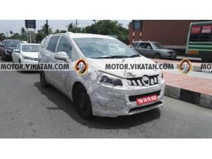 Mahindra MPV