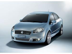 New Fiat Linea in January 2010 | CarTrade.com