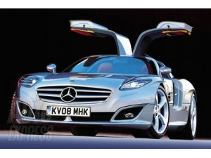 Mercedes SLS AMG On Sale in Germany, Rs. 1.5 Crore Price Tag for India  | CarTrade.com