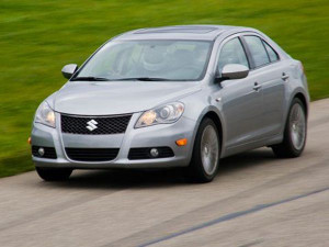 Suzuki Kizashi Details | CarTrade.com