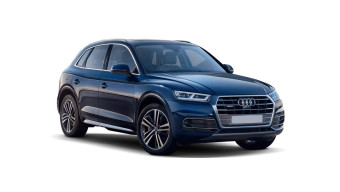My first experience with Audi Q5 - User Review