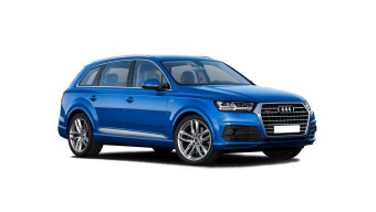 Land Rover Discovery Vs Audi Q7