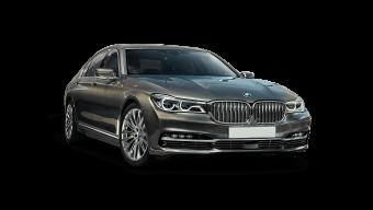 BMW 7 Series Vs Audi A8 L