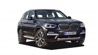 BMW X3 xDrive 20d Expedition