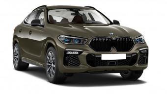 BMW X6 xDrive 40d M Sport