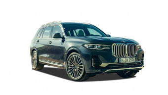 BMW X7 Vs Toyota Land Cruiser Prado