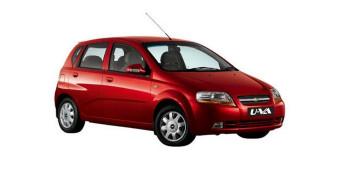 Chevrolet Aveo U VA Images