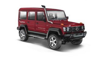 Force Motors Gurkha Xpedition 3 Door