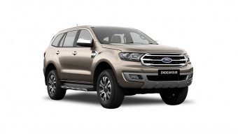 Toyota Fortuner Vs Ford Endeavour