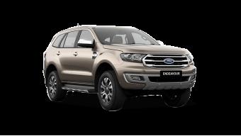Ford Endeavour 2.2 Titanium MT 4x2