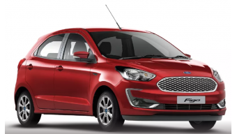 Ford Freestyle Vs Ford Figo