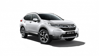 Honda CR-V Vs Isuzu MU-X