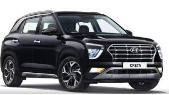 Hyundai Creta Base 1.6 Petrol Dual VTVT