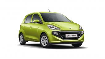 Hyundai Santro Dlite