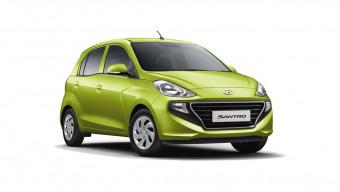 Hyundai Santro Vs Tata Tiago