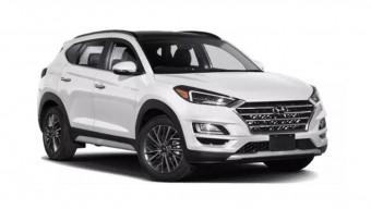 Hyundai Tucson Images