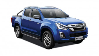 Isuzu D Max V Cross Vs Toyota Corolla Altis