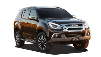 Isuzu MU-X Vs Ford Endeavour