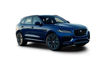 BMW X4 Vs Jaguar F-Pace