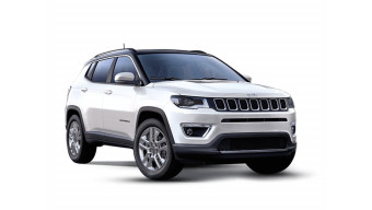 Tata Harrier Vs Jeep Compass