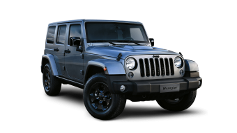 Jeep Wrangler Unlimited 4x4 Petrol
