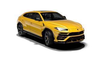 Aston Martin V8 Vantage Vs Lamborghini Urus
