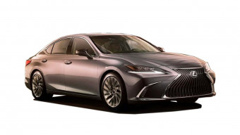 Lexus ES Vs BMW 6 Series GT