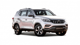 Mahindra Alturas G4 Vs Honda CR-V